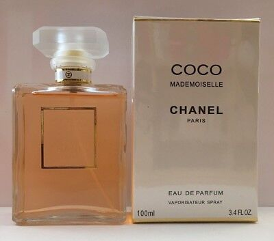 Chanel Coco Mademoiselle 3.4oz / 100ml Women's Eau de Parfum Brand New In Box