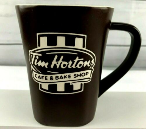 2013 Tim Hortons Always Cafe & Bake Shop Coffee Mug Limited Edition Deep Etched