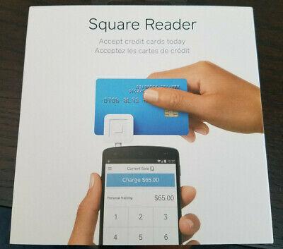 Square Reader - Credit Card Reader For Mobile Devices New Lk