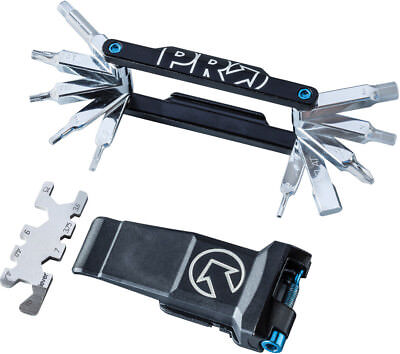 Pro Mini tool 22 function CNC aluminium body -