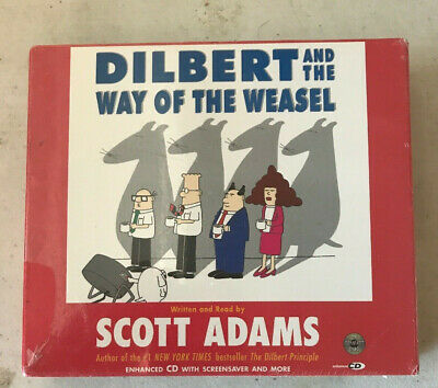 Dilbert and the Way of the Weasel by Scott Adams 2002 CD Abridged