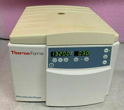 Thermo Forma 5520 Micromax Microcentrifuge Digital Centrifuge W 24-place Rotor