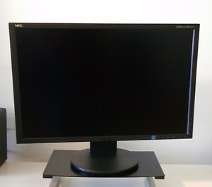24 inch Monitor for design - NEC EA244WMi - BK