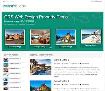 Fully Responsive Propertyreal Estate Website