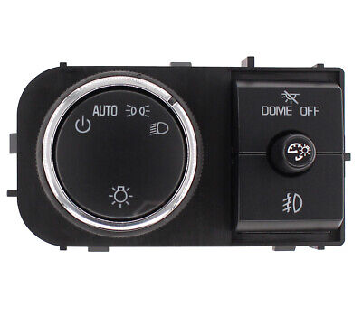 Headlight Lamp Switch Assembly for Chevrolet GMC Pickup Truck SUV