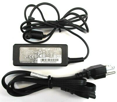 Genuine Liteon for Acer Charger AC Power Adapter PA-1450-26 19V 45W 5.5mm Tip