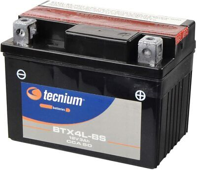 BATERIA MOTO TECNIUM BTX4L-BS   YTX4L-BS   PTX4L-BS   CTX4L-BS   GTX4L...
