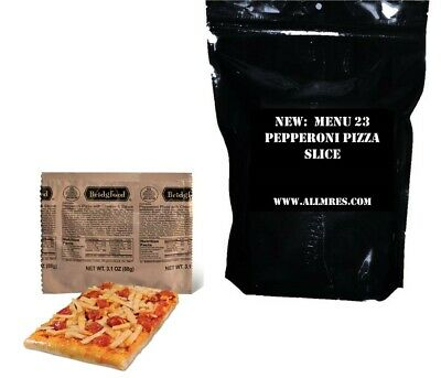 Set of 5 Canned food MRE Menu №2,№3,№4,№6,№7. Meal ready to eat