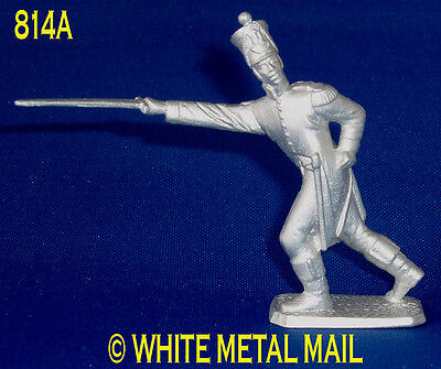 Military Lead Casting 814A 1:32 Scale French Line Infantry - Officer