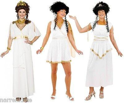 Griechin Grieche Göttin Römerin Venus Olymp Kostüm Kleid - Göttin Venus Kostüm