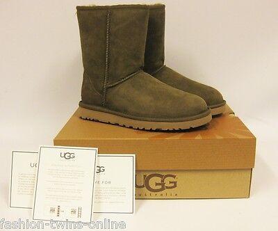 UGG Australia Stiefel Classic Short boots 5825 W / DLF - Braun - 40 / US 9