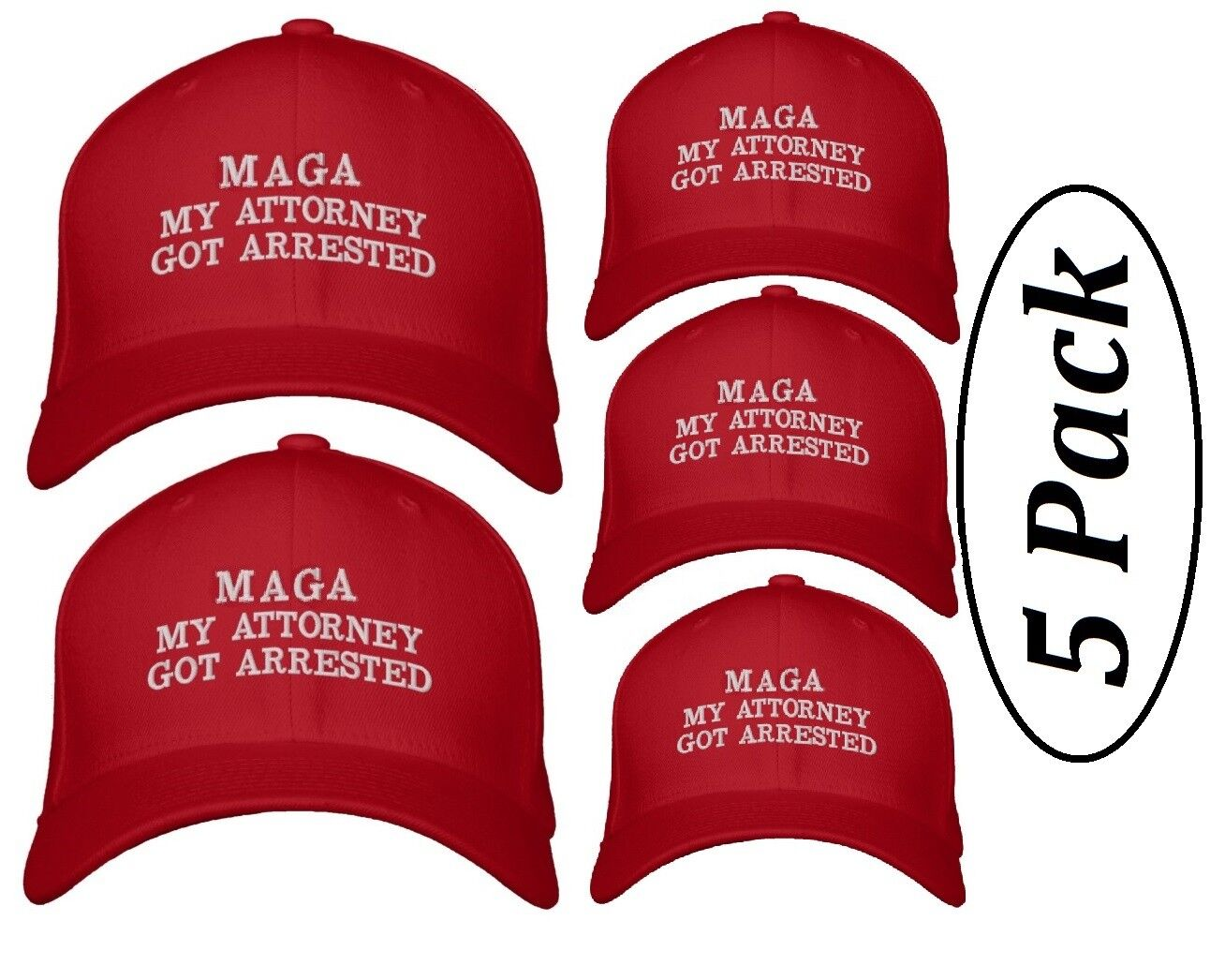 Funny Trump MAGA Clothing, Shoes & Accessories
