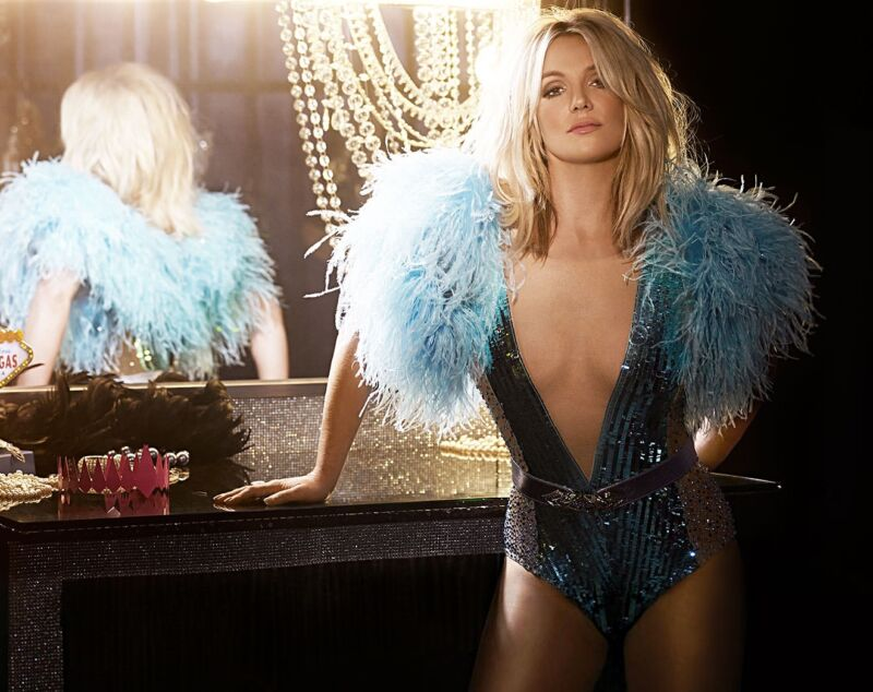 Britney Spears Unsigned 8x10 Photo (94)