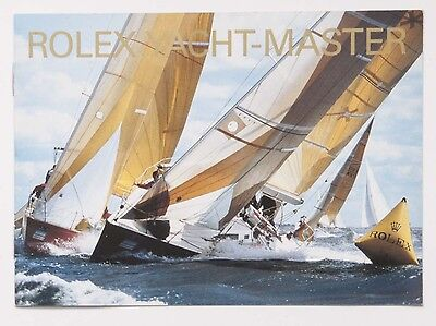 Genuine Rolex Yacht-Master 2007 Manual Booklet Papers Book Guide