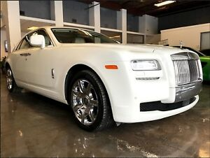 2010 Rolls-Royce Ghost PANO, CHROME, NAVI, 20 INCH, WOW DEAL!!*$