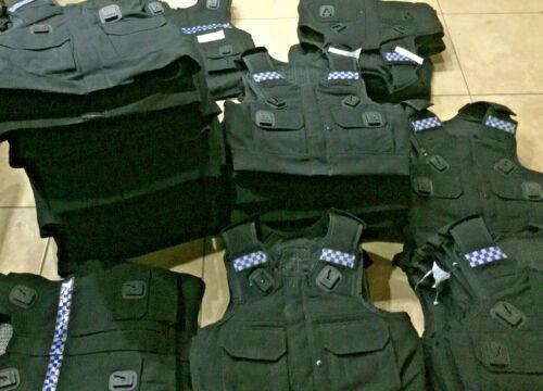 First Responders Hi visibility bulletproof vest body armor lvl II vest (Medium)