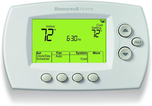 Honeywell RTH6580WF Wi-Fi 7-Day Programmable Thermostat (White)