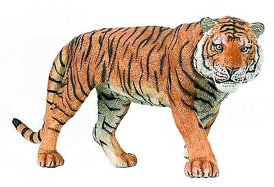 Papo 50004 Tiger Realistic Wild Animal Model Figurine Toy Replica - NIP