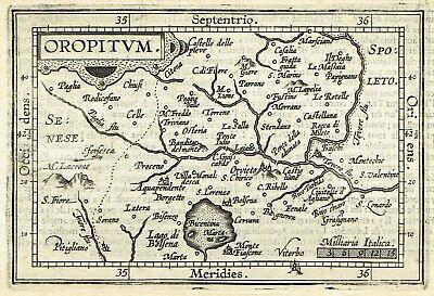 Cartina Stradale Toscana Umbria.Carta Geografica Vatican