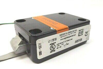 Sargent Greenleaf 6123-503 High Security Electronic Safe Lock Nos