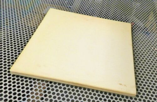 """CERAMIC BOARD HEAT PLATE JEWELRY SOLDERING MELTING 20""""x20"""" SQUARE TILE 1"""" THICK"""