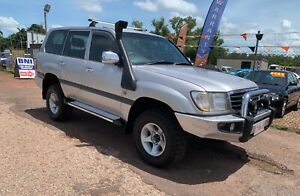 Land Cruiser GXL 100 series. 8 Seater! Auto, AWESOME!! Holtze Litchfield Area Preview