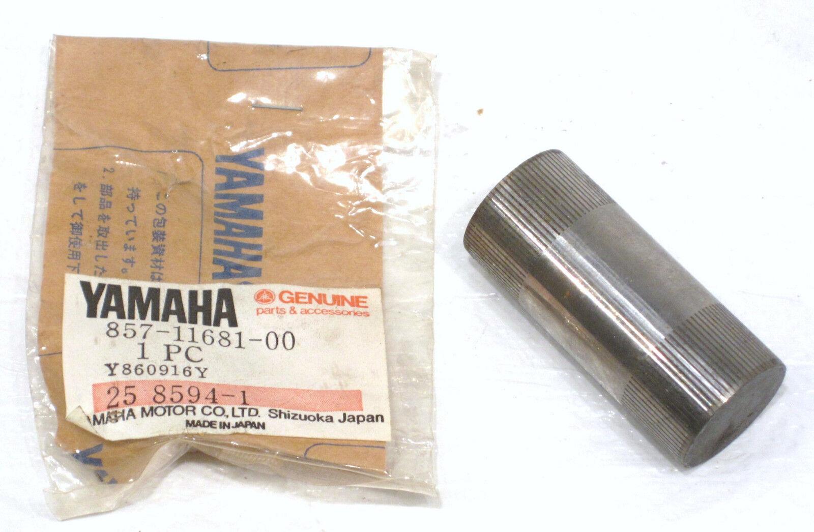 1984-2001 Genuine Yamaha Phazer Snowmobile Crankshaft Pin 857-11681-00 NOS