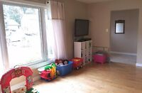 Daycare spaces in Hespeler