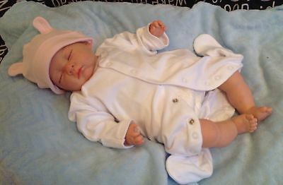 REBORN BABY DOLL NEWBORN VINYL SILICONE GIFTS CHILD FRIENDLY MADE IN UK tweedehands  verschepen naar Netherlands