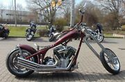 Harley-Davidson Starrahmen Chopper Mainhatten Choppers
