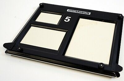 Premier 4 In 1 Photo Easel White Background Used Working Condition