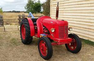 David Brown Tractor Restored Baldivis Rockingham Area Preview