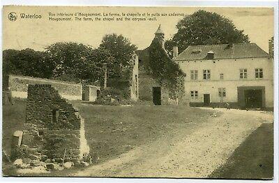 CPA - Carte Postale - Belgique - Waterloo - Vue Intérieure d'Hougoumont ( SV5725