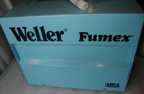 WELLER FUMEX WFE1 DESOLDER STATION USED