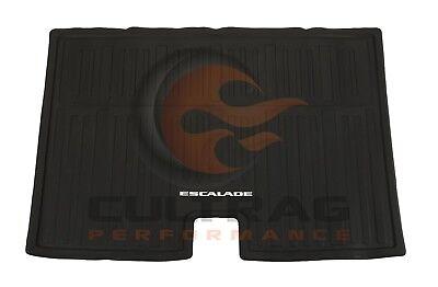 2015-2019 Escalade ESV Genuine GM All Weather Rear Cargo Mat Black 22823338