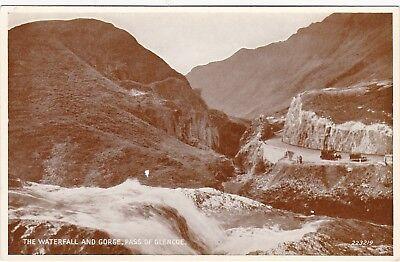 The Waterfall, Pass & Gorge, GLENCOE, Argyllshire