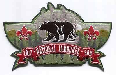 2017 National Jamboree Daily Center Patch