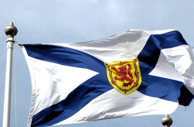 NEW 3x5 ft NOVA SCOTIA CANADA CANADIAN FLAG