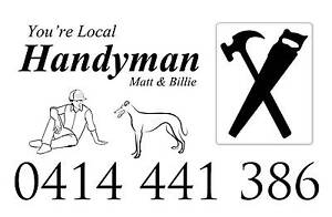 You're Local Handyman Thornlie Gosnells Area Preview