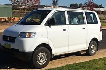 Suzuki APV 2010 Campervan - decked out with bed & sink. Rego 2017 Dubbo Dubbo Area Preview