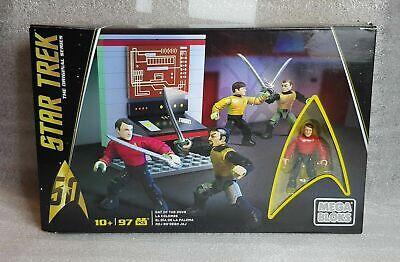 Mega Bloks Star Trek Day of Dove Original Series Model DPY05 Special...