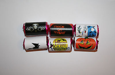 Halloween Sweets/Treats party bag fillers Mini love hearts.Trick and treat - Halloween Party Sweets