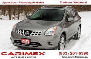 2013 Nissan Rogue SV ONLY 47K | AWD | NAVI | CERTIFIED
