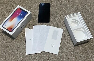 Apple iPhone X - UNLOCKED - BOXED - 64GB - SPACE GREY