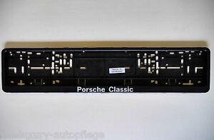 Porsche Classic Kennzeichenhalter Kennzeichenverstärker 911 924 944 928 968 914