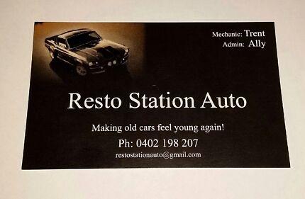 MATES RATES MOBILE MECHANIC, Resto station automotive Cornubia Logan Area Preview