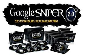 Google Sniper 2.0 Internet Marketing Affiliate Program Amazon/Clickbank