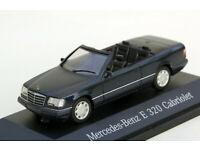 Mercedes Benz E-Klasse E320 Cabriolet A124 MOPF 2 1993-99 brillantrot 1:87 Herpa