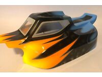 Standard HB RACING Wing Mount V2 HB114414