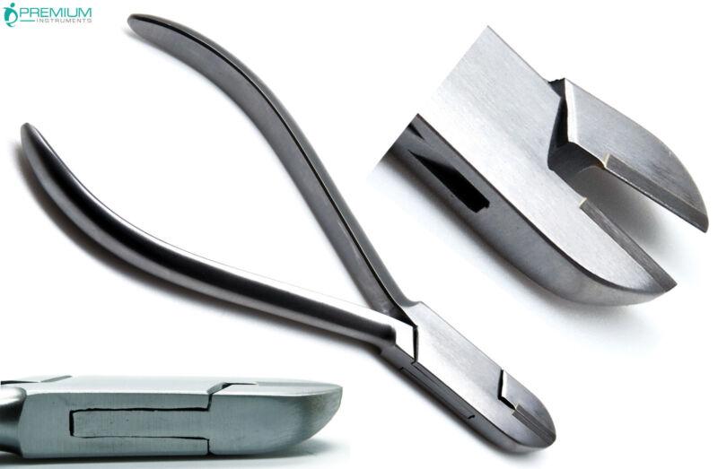 Heavy Duty Hard Wire Cutter Pliers TC Tip Dental Distal Orthodontic Instruments